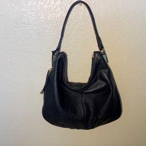 Vince Camuto Leather Expandable Shoulder Bag